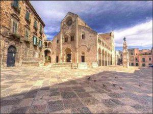 Cattedrale Bitonto Arca di Noè