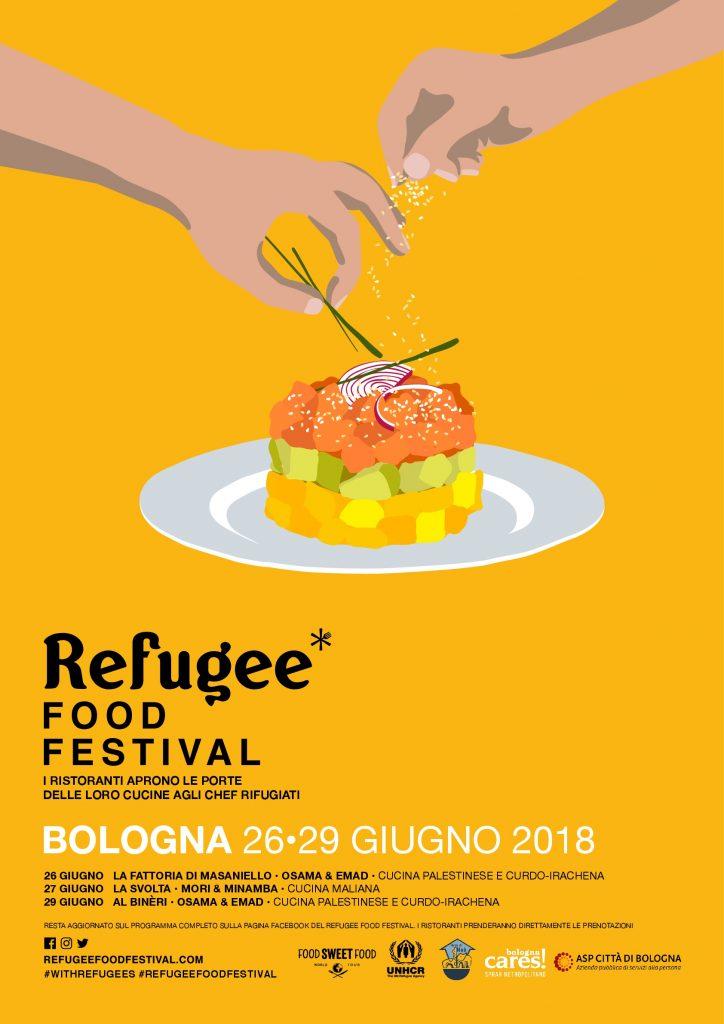 Refugee Food Festival 2018 Bologna