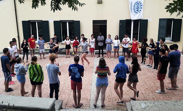 Anteprima Seminar Camp Arca di Noè CISV