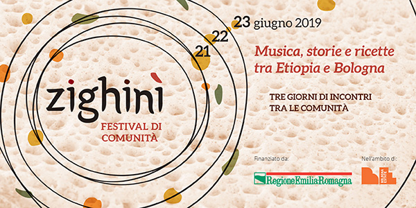 Zighinì Festival di Comunità etiope