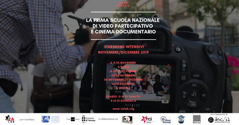 Scuola Nazionale Video partecipativo