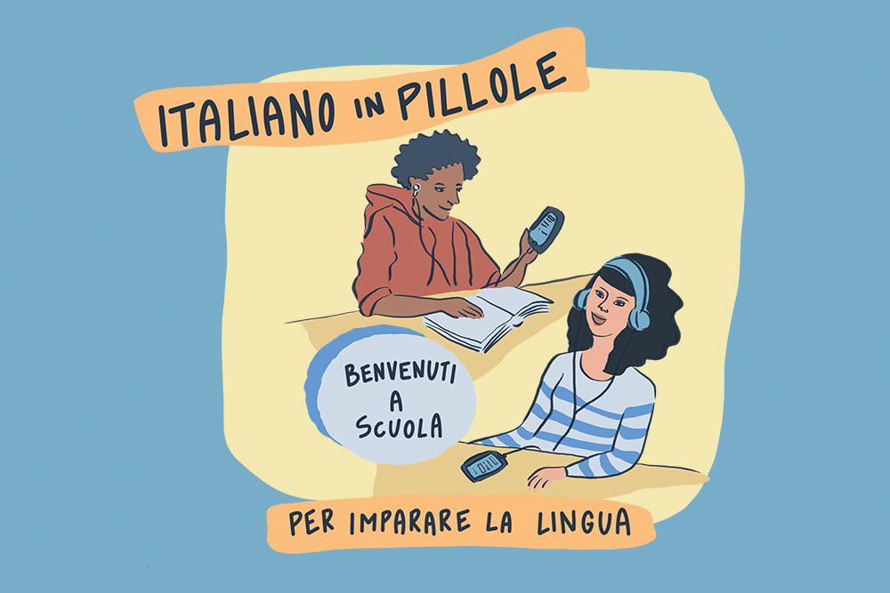Corsi di italiano in pillole