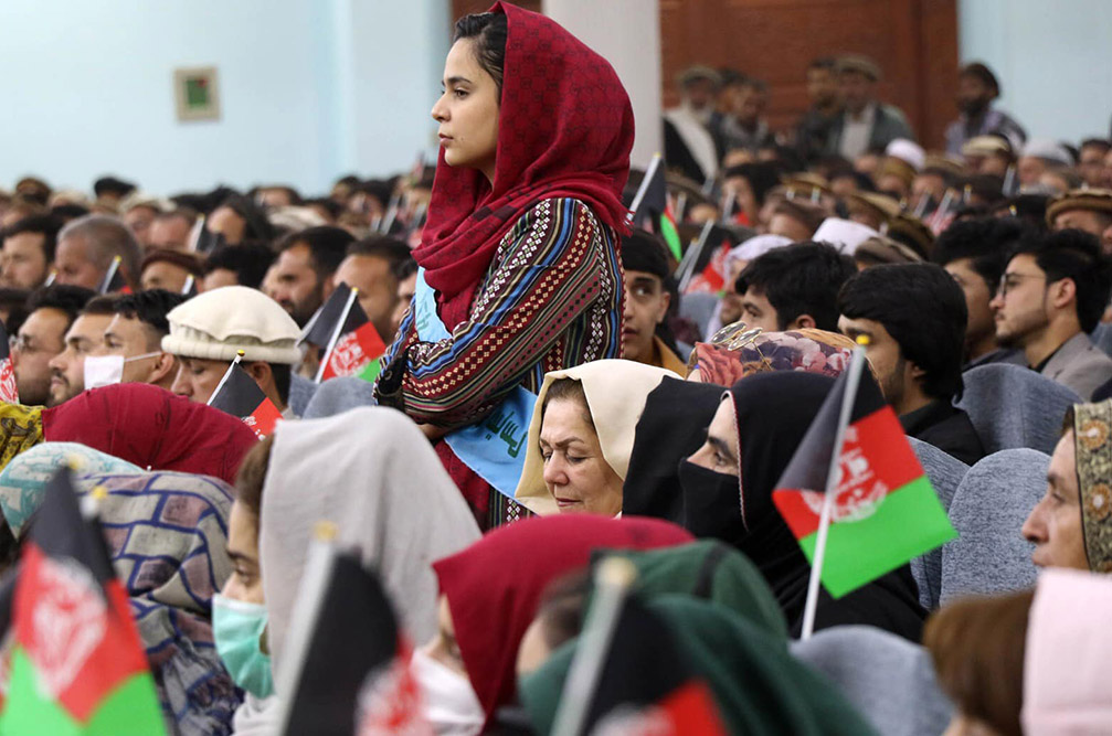 Anteprima richiedenti asilo afghani